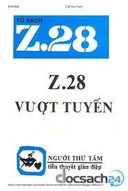 Z.28 Vượt Tuyến