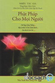 Phật Pháp Cho Mọi Người (2)