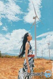 Chẻ buồn thành gió